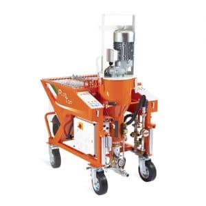 Maquina de Proyectar Mixer Plus Top 400V
