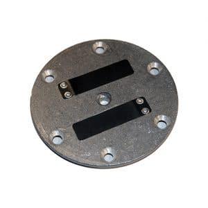 Platillo 2 Valvulas COmpresor HANDY BORA K2